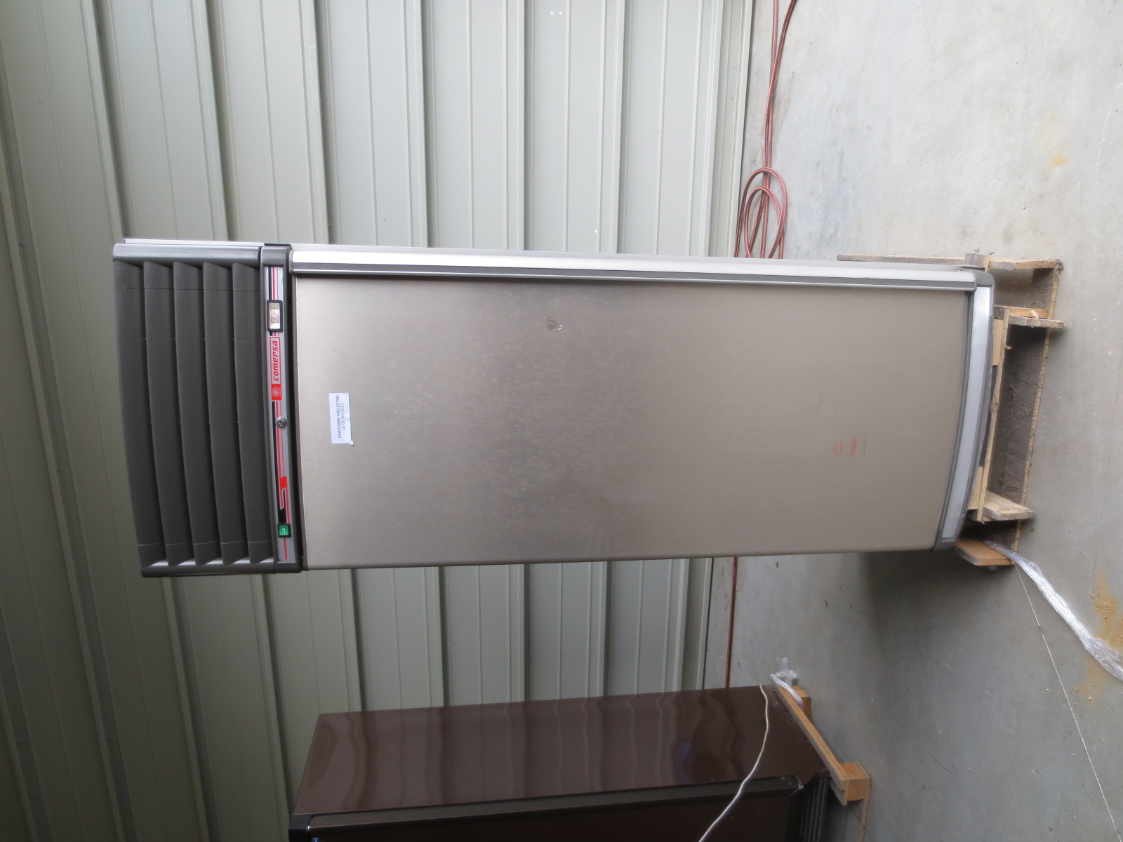 Armoire inox 700L