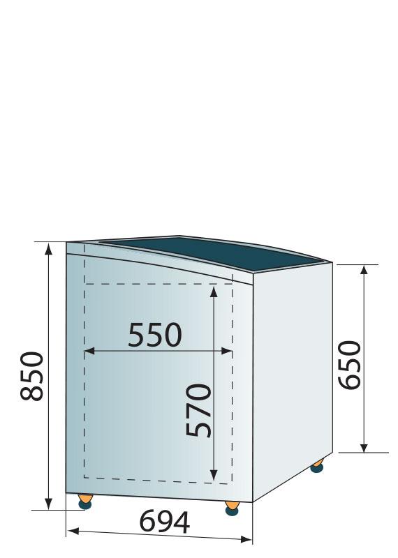 PICTOGRAMME SLASH 150