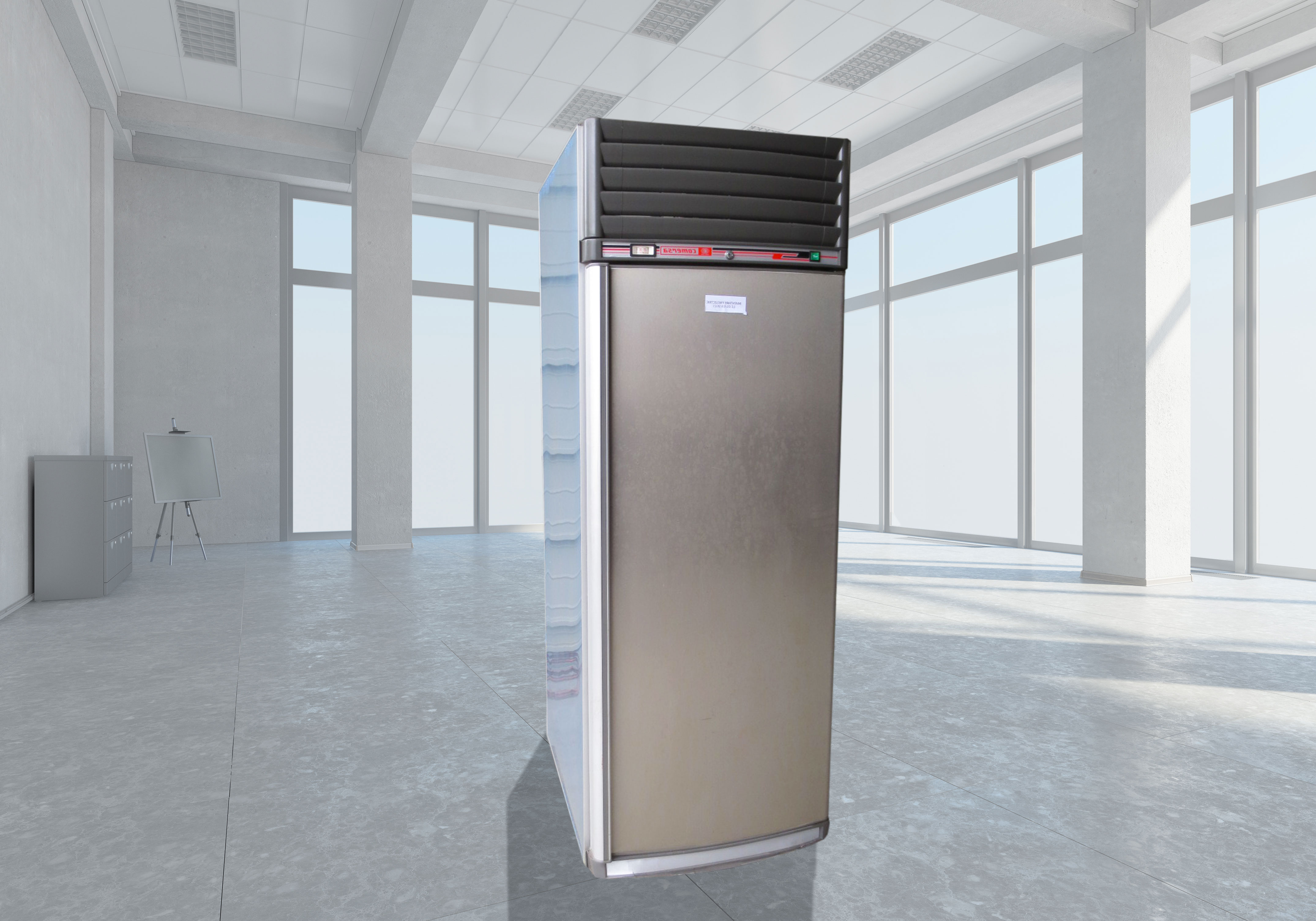 ARMOIRE INOX CONSERVATION