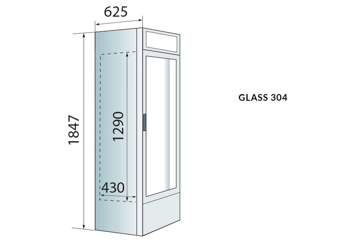 PICTOGRAMME GLASS 304