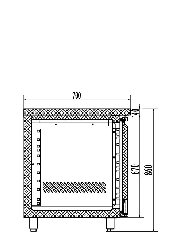 PICTOGRAMME DESSERTES INOX SYSTEMINOX 706
