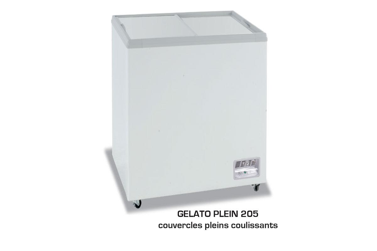 CONSERVATEUR A GLACES GELATO 205