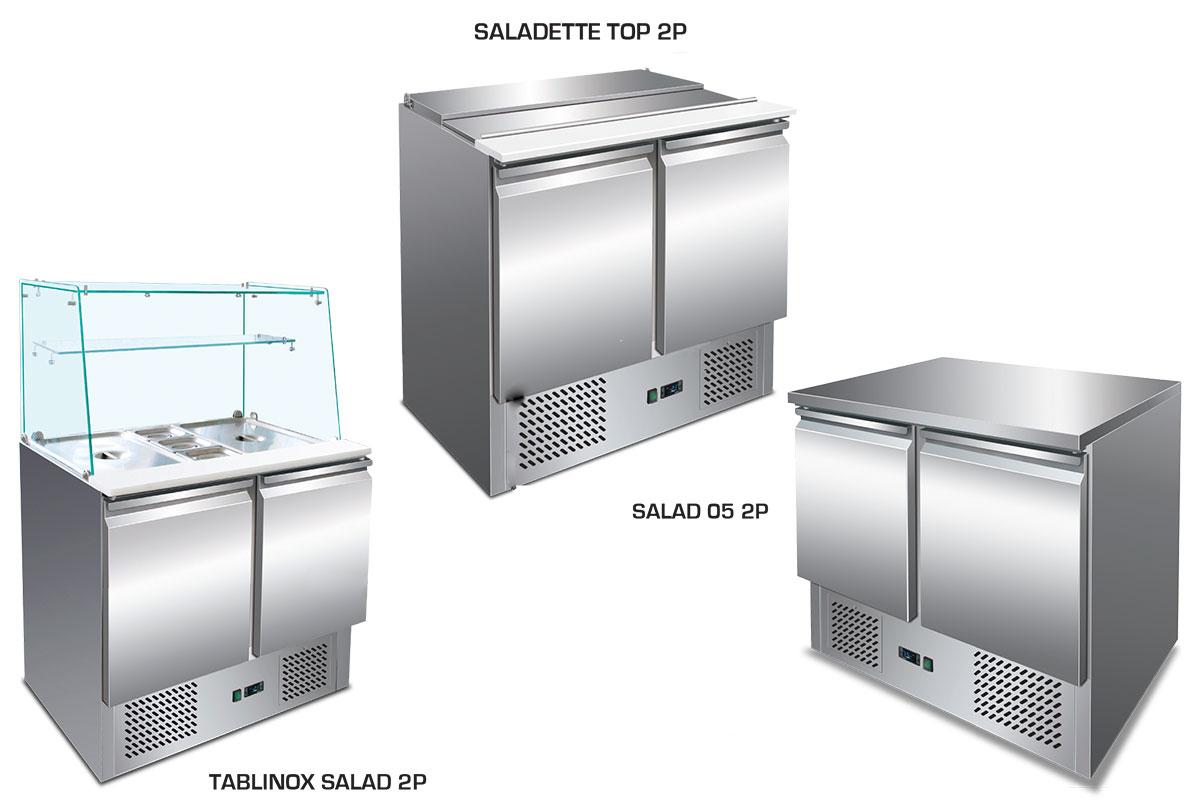 TABLE REFRIGEREE SALAD CHEF