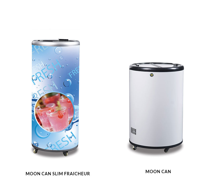 SPOTS MOON CAN ET MOON CAN SLIM