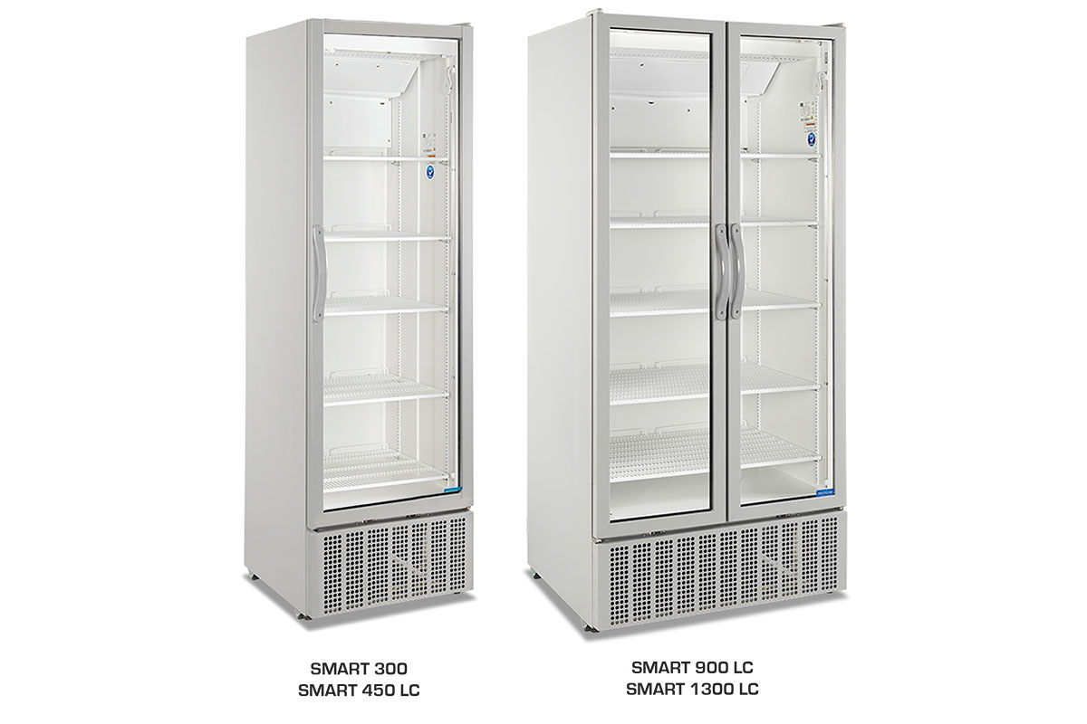 ARMOIRES REFRIGEREES VITREES SMART