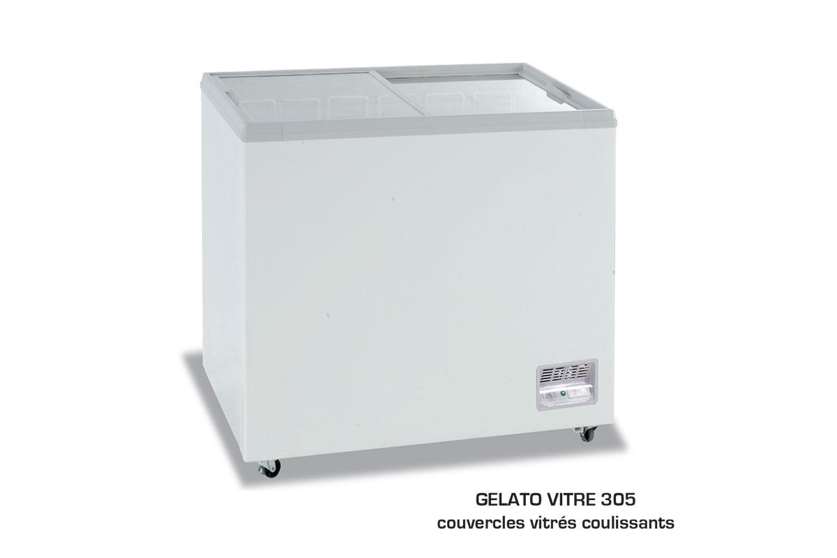 CONSERVATEUR A GLACES GELATO 305
